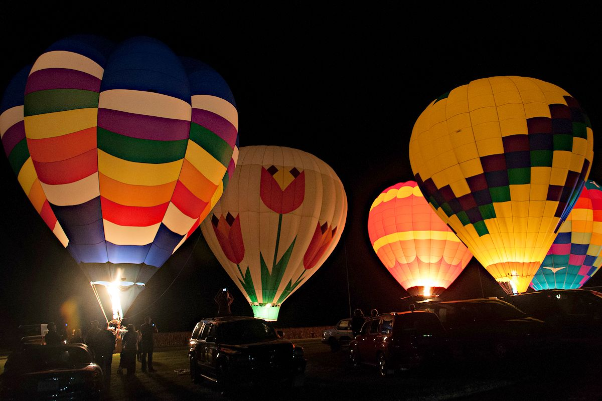 Balloon Fest - Lycoming County Fairgrounds