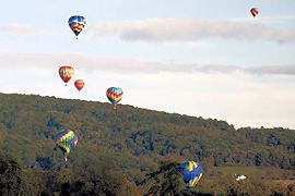 Williamsport Balloon Fest Accommodations