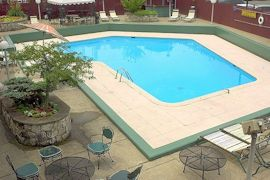 Genetti Outdoor Pool
