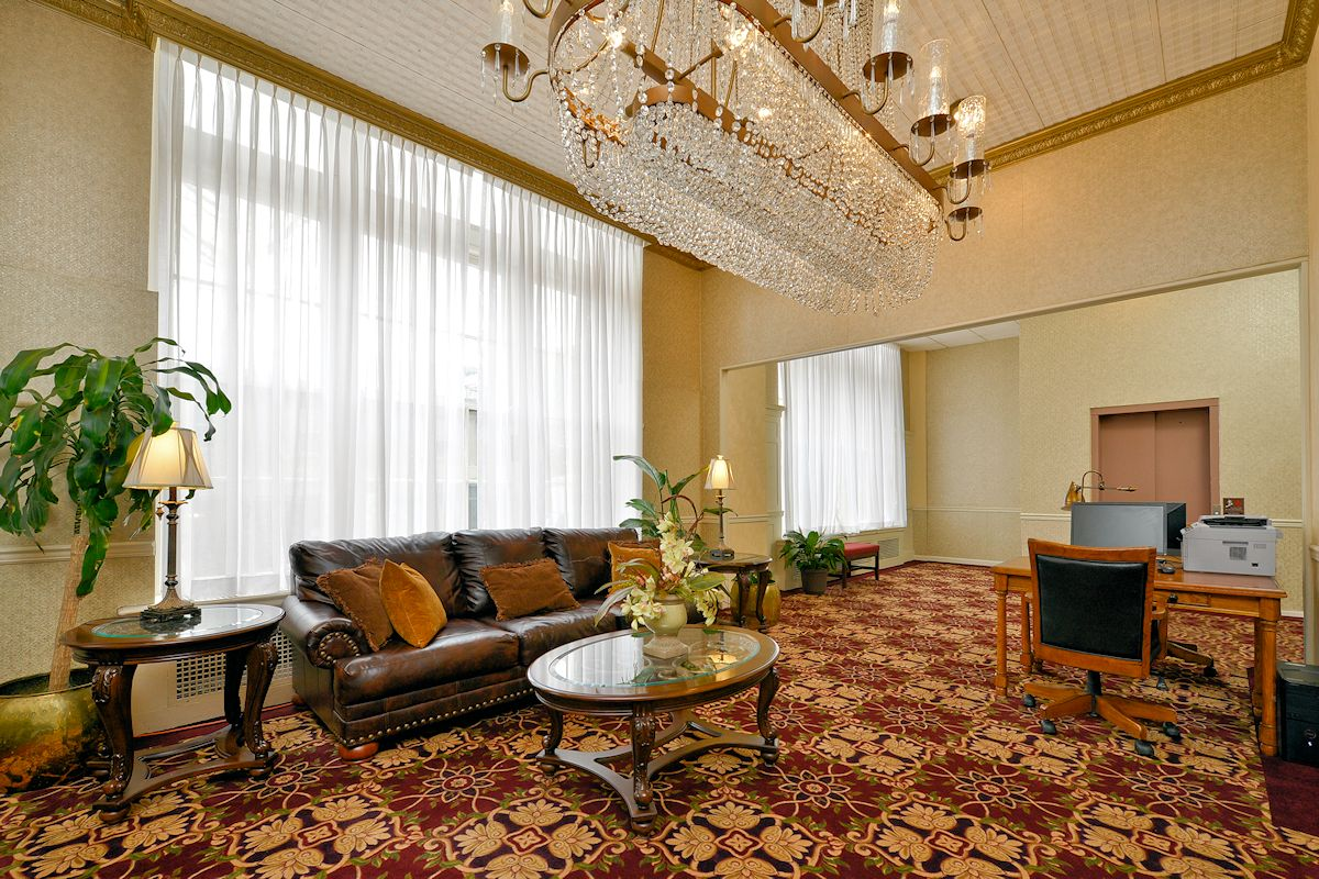 Genetti Hotel & Suites Williamsport Pennsylvania
