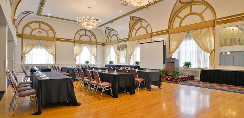 Genetti Hotel Grand Ballroom - Williamsport PA Conference Center
