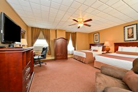 Genetti Hotel & Suites - Queen Double Suite