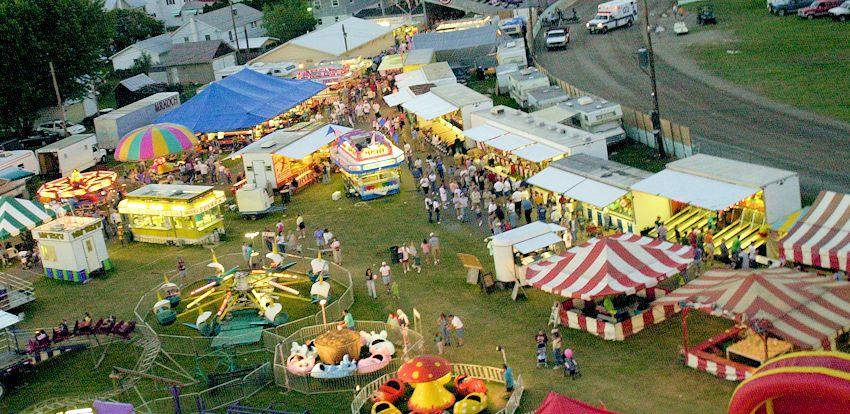 Lycoming County Fair - Williamsport PA