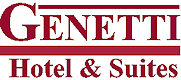 The Genetti Hotel Logo