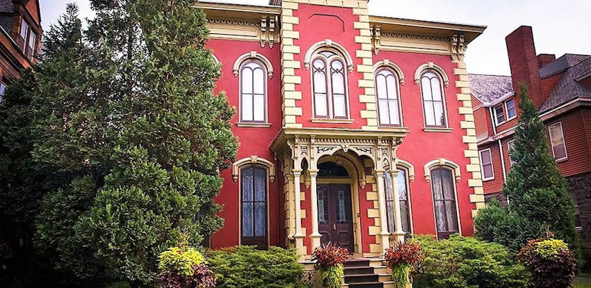 Victorian Christmas Hotel/Ticket Package from The Genetti Hotel and Suites