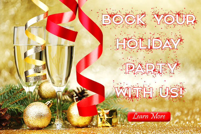 Book your Holiday Event at The Genetti Hotel & Suites
