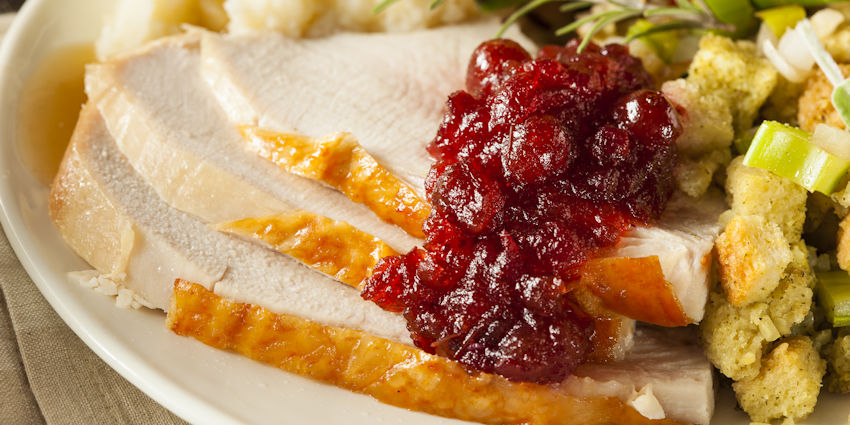 Thanksgiving Day Brunch at The Genetti Hotel