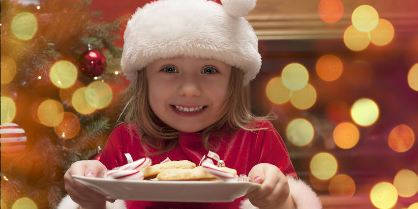 Williamsport Holiday Events - Brunch with Santa at The Genetti Hotel & Suites