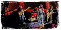 The Dirty Mojo Blues Band at Genetti Taphouse - 5-27-17