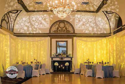 Weddings in Williamsport PA at The Genetti Hotel