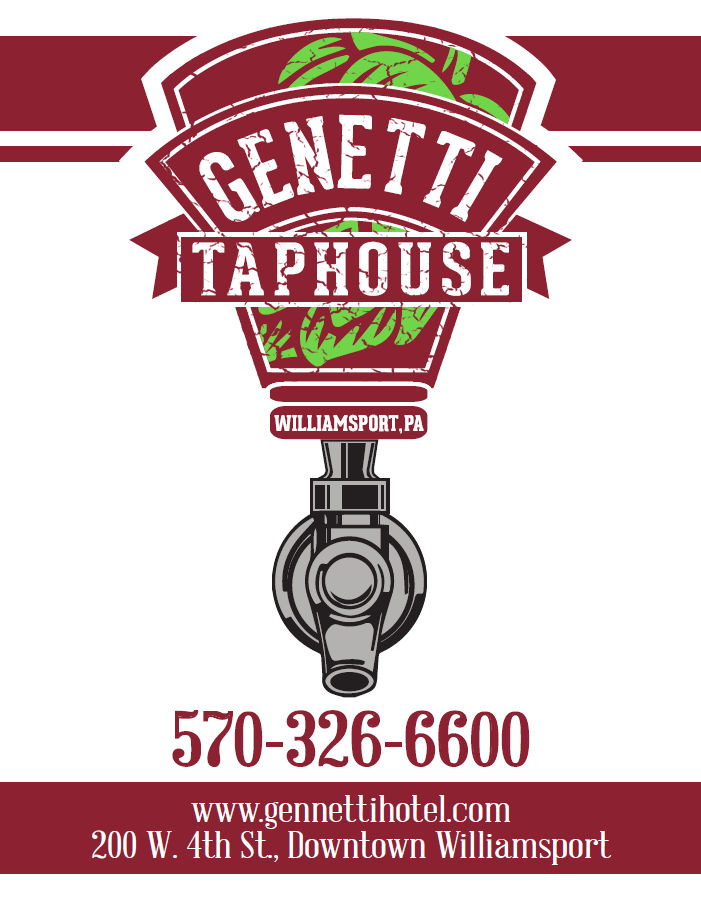 Williamsport PA Dining – Genetti Taphouse