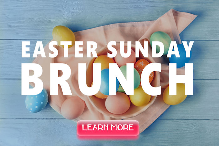 Easter Sunday Brunch at The Genetti Hotel and Suites